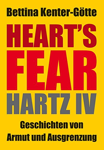 Buch Cover Hearts Fear von Bettina Kenter Gtte